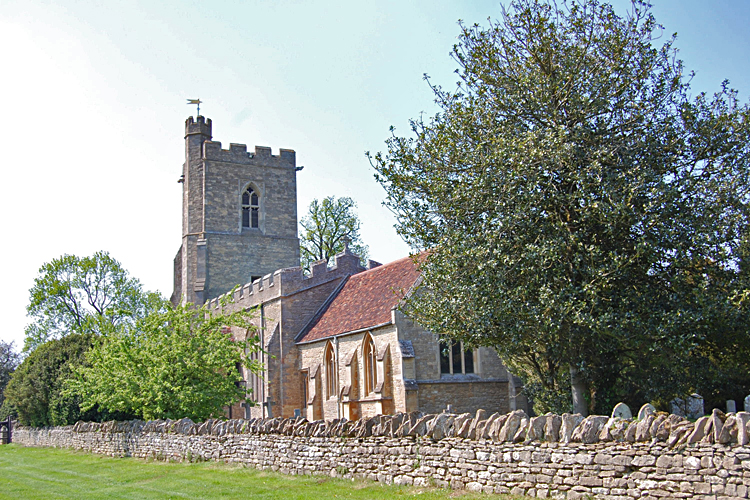 St Owen's Church, Bromham